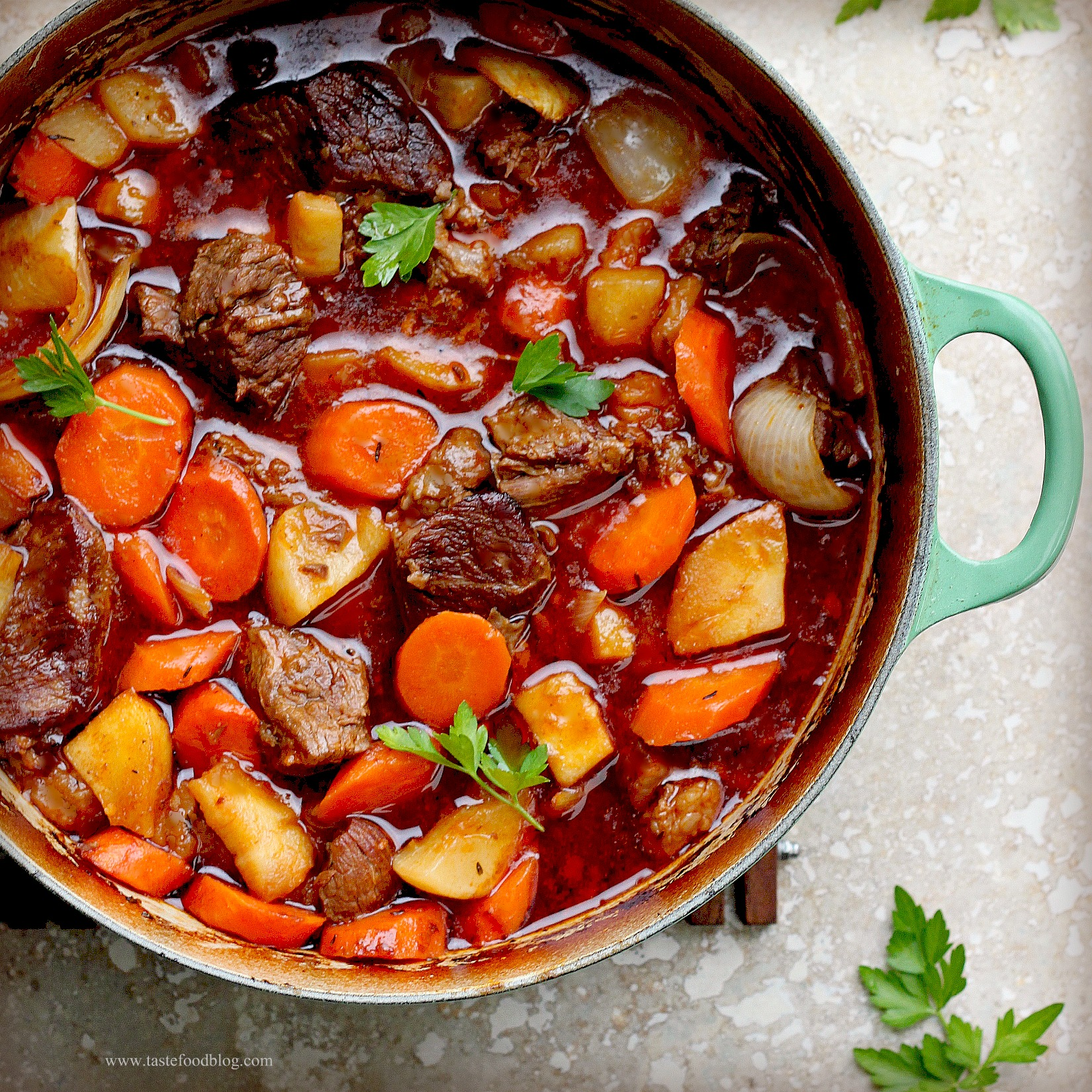 Irish Beef Stew Tastefood