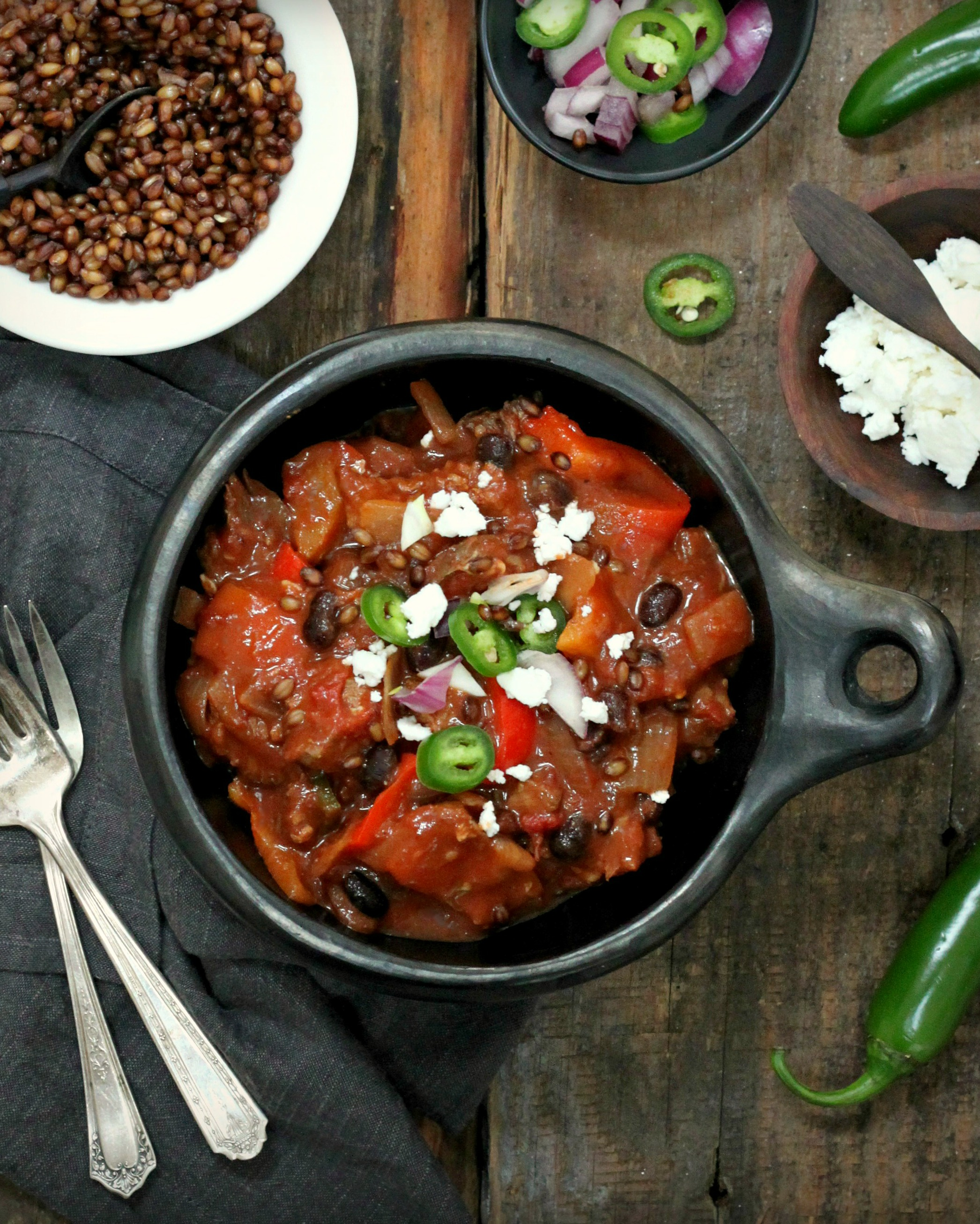 Triple B Chili With Beef Beer And Black Beans Tastefood